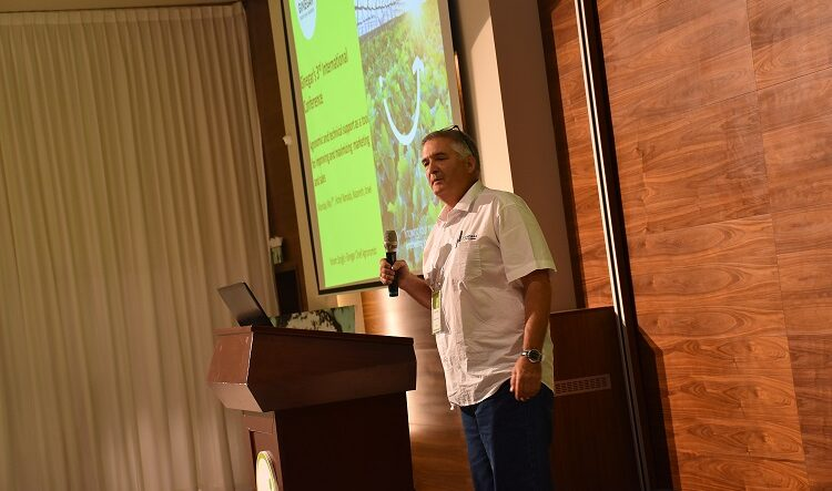 Covertech en Ginegar Conference y Agritech 2018